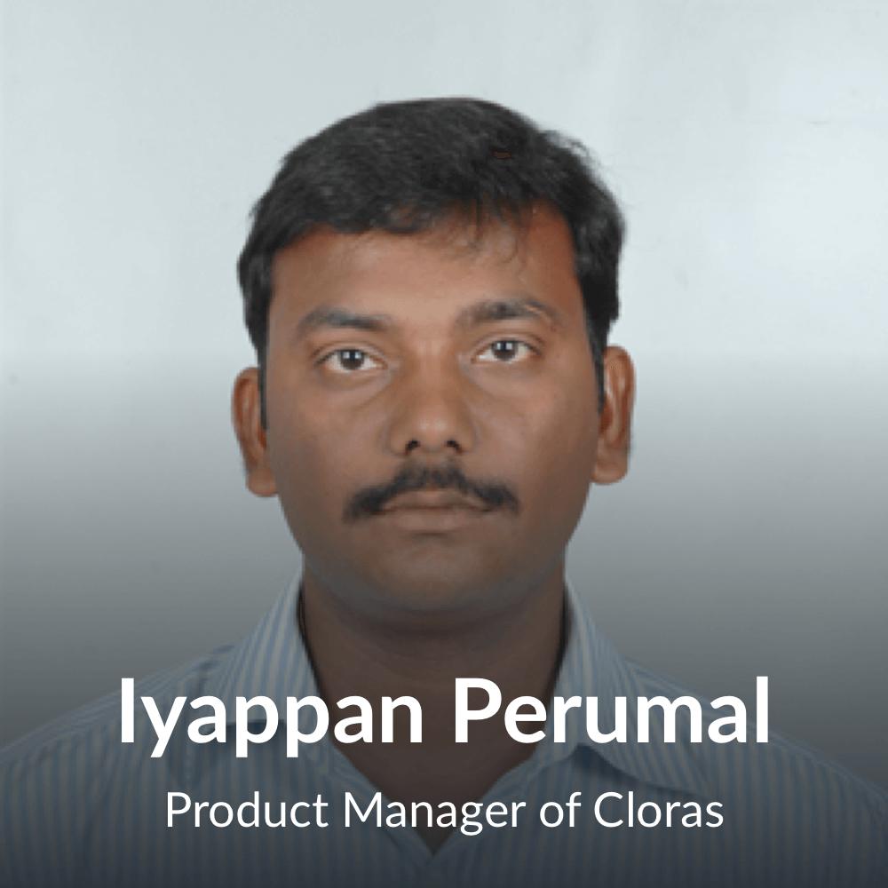 Iyappan Perumal