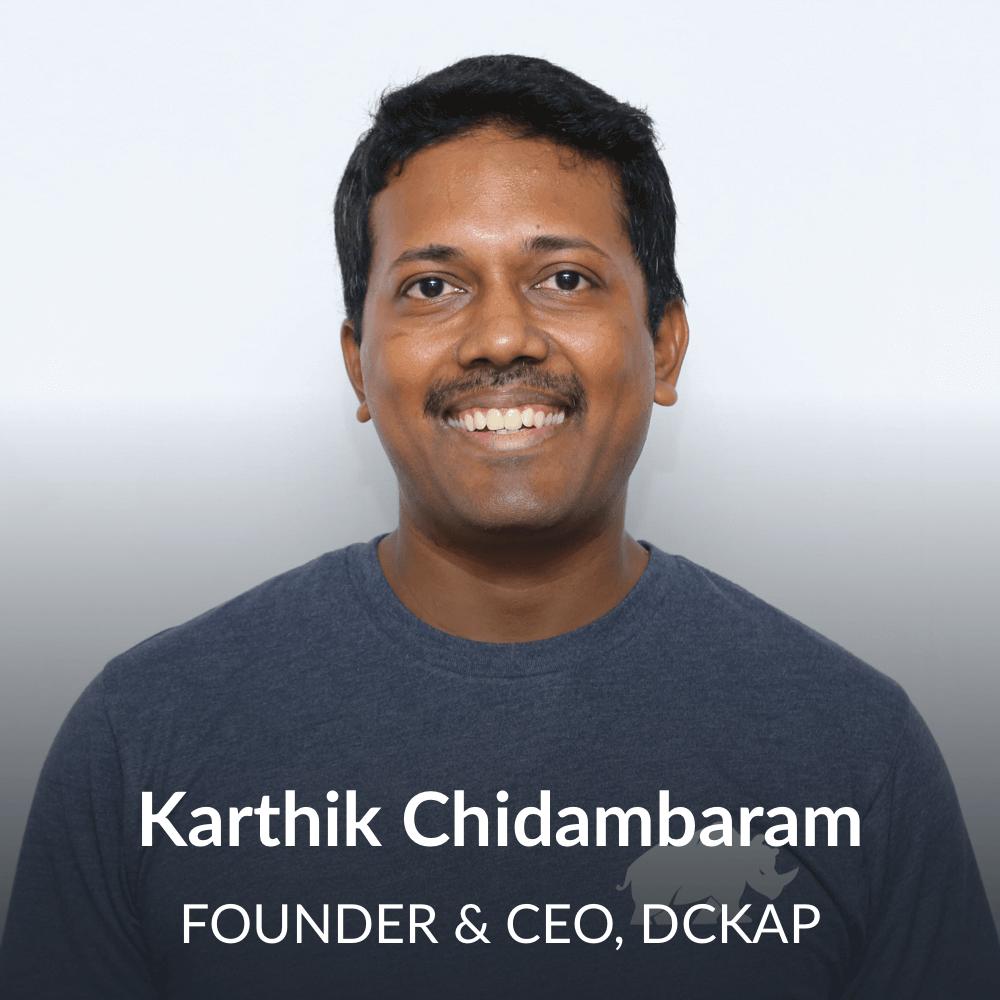 Karthik Chidambaram